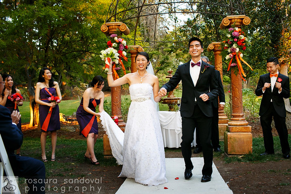 Bernadette Joey Wedding