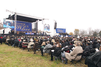 2006 MLK Groundbreaking