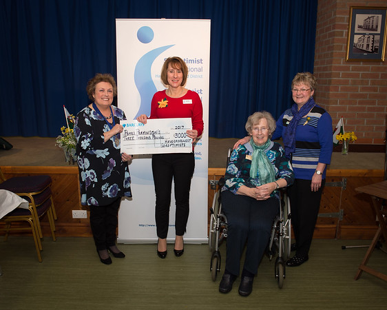 Soroptimists Cawl Evening