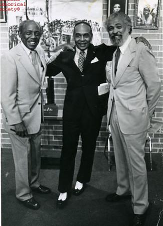 Jimmie Stewart, Ralph Ellison, Mr. Ellison (Ralph's Brother)