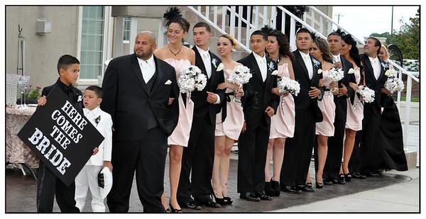 Isaac & Isela Wedding