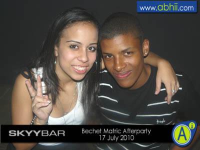 SkyBar Sat Night 17th July