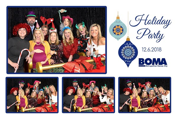 BOMA Holiday Party 2018