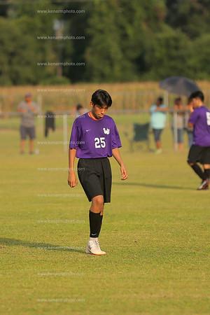West Bladen 18 North Brunswick boys soccer