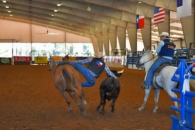 Panola College Rodeo 2021 Sat Slack