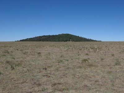 Peak 9643, Peak 10932, Sunrise Peak, Saint Peters Dome & Whiting Knoll - Jun. 10, 2012