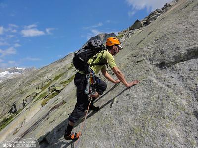 Furkapass alpine climbing 2011-08-12