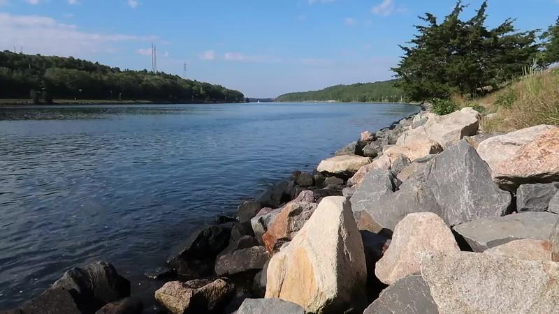 Cape cod river