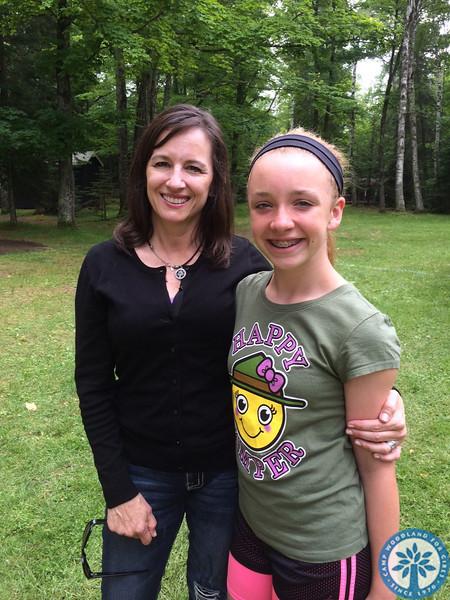 Camp Woodland Alumni Families