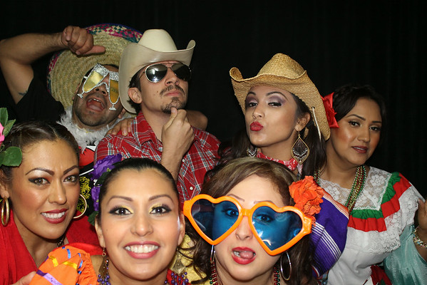 Neftali's Mexican Birthday Party