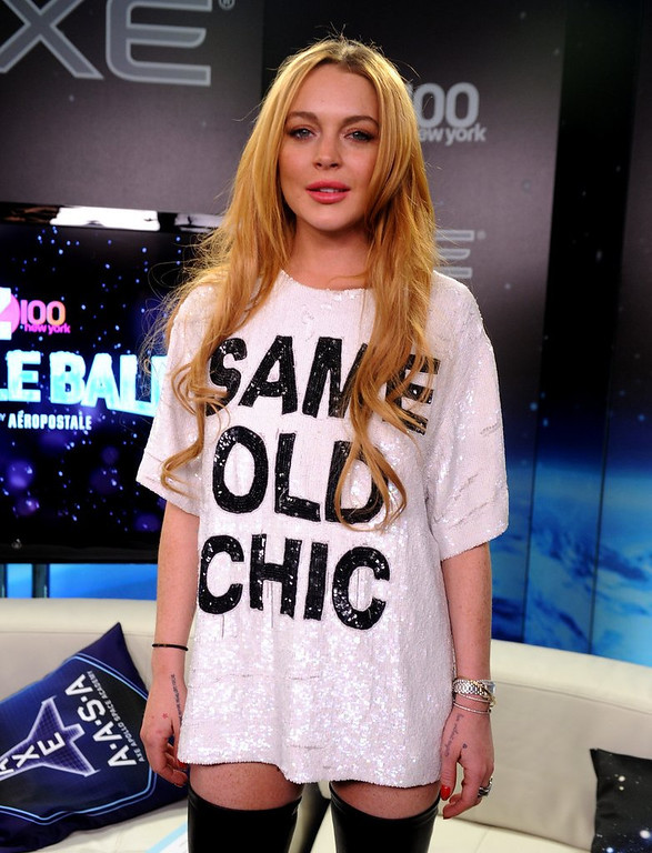 ". <p>10. (tie) LINDSAY LOHAN <p>Note to Oprah: Cavaet emptor. (unranked) <p><b><a href=\'http://www.foxnews.com/entertainment/2014/03/06/oprah-accused-exploiting-lindsay-lohan-in-post-rehab-reality-series/\' target=""_blank\""> HUH?</a></b> <p>    (Brad Barket/Getty Images for Clear Channel)"