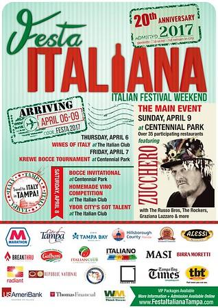 Festa Italiana: 20th Anniversary