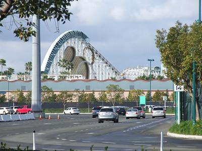 Disneyland Resort - 1/25/09