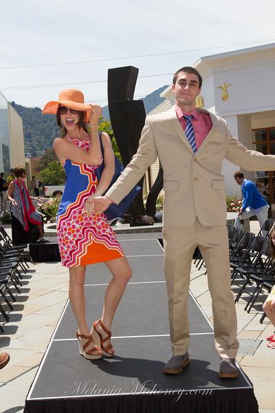 Concours d' Elegance Fashion Show 2013