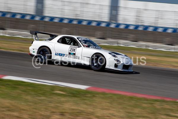 Custom Gallery - White Mazda RX-7
