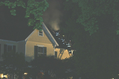 Chestnut Street Fire - June 23, 2008