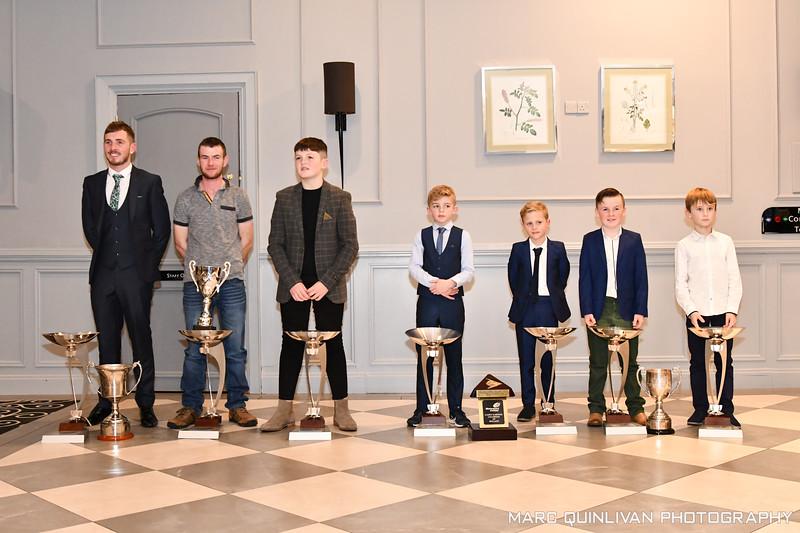 Motorsport Ireland Karting Championship 2018 - Awards Presentation