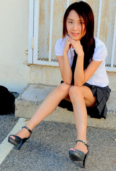 beautiful la woman model 782.90.90.90.900..090...