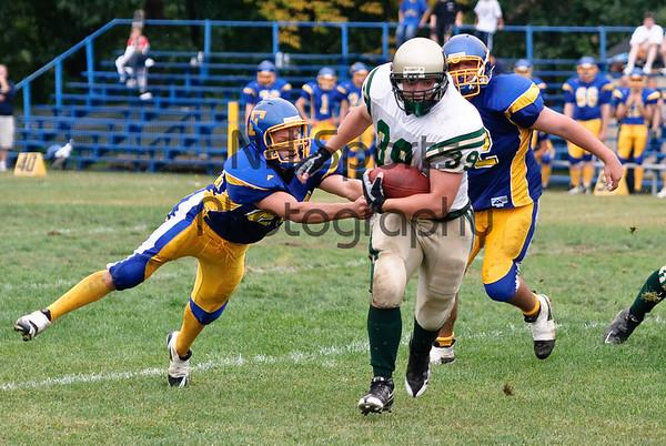 2008 - Brady Football