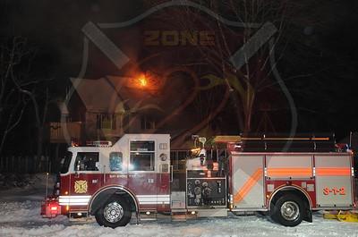 Bay Shore F.D. Signal 13 358 Howells Rd. 2/11/13