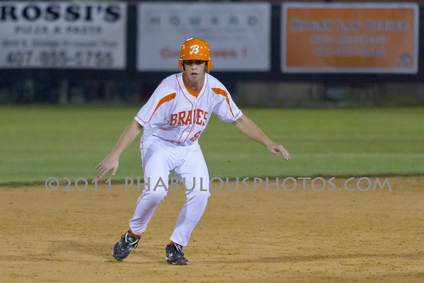 Varsity Baseball #8 - 2011