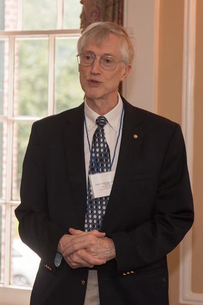 2016 Dr. John Mather Nobel Scholars Program Award  luncheon, held at the Hopkins Club, Johns Hopkins University, Baltimore, MD, July 26, 2016.