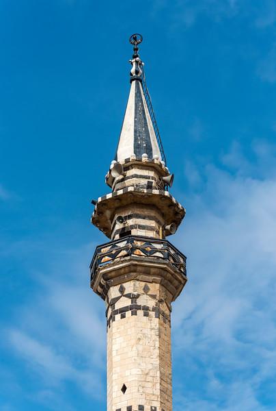 Abu Darwish Mosque, Amman