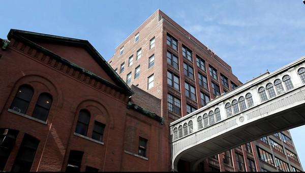 NYC Industrial Buildings