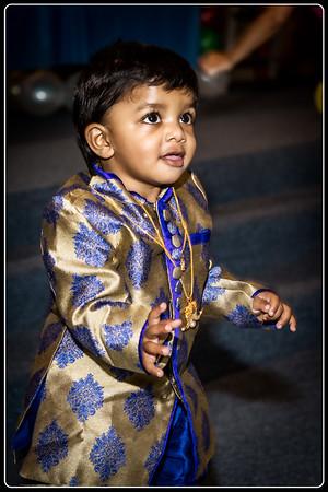 Srirama's First Birthday