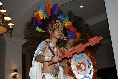 Mayan-Spanish History Drama