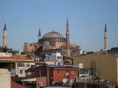 Hagia Sophia (Istanbul, 2008)