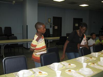 Etiquette workshop 2010