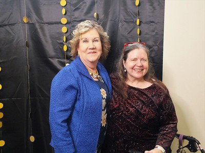 Pam Buckles Retirement Party - LLS
