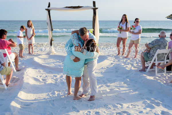 Mr. and Mrs. Dryden  |  Panama City Beach