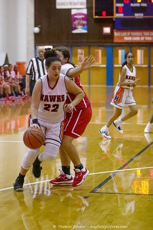 Girls Frosh Basketball v Annandale 1/14/20