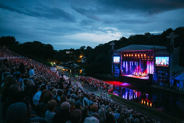 Simply Red at Scarborough OAT