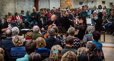 Concert 5 november De Danswerkplaats Amersfoort