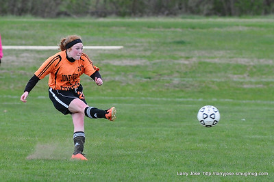 Jonesville vs Springport V Girls Soccer