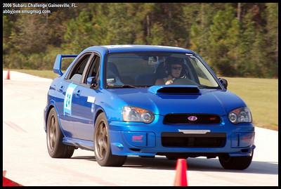 Subaru Challenge 2006: Run Group 4