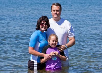 Lakeside Church Baptism May 2011