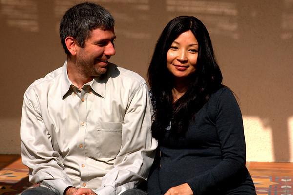 Yumi & Arik Levin-10-27-2013