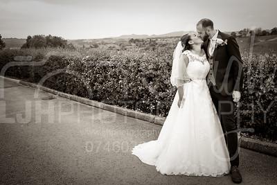 Shenice & Andrew's Wedding Day