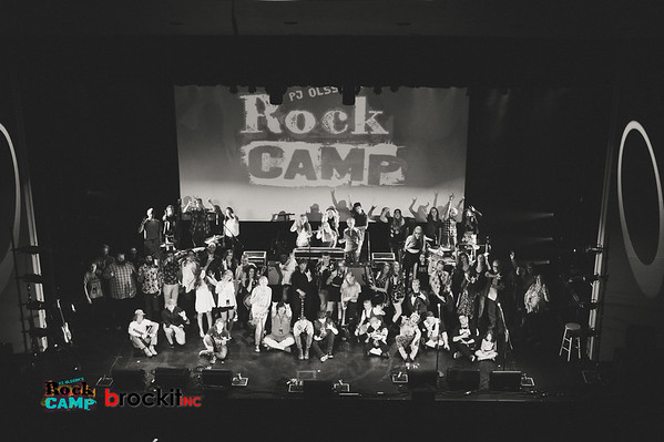 pj rock camp 2016