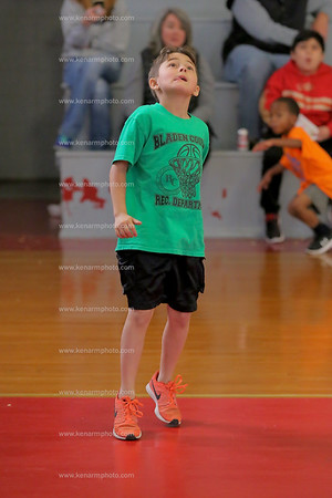 Parks n Rec 1/27/18 basketball