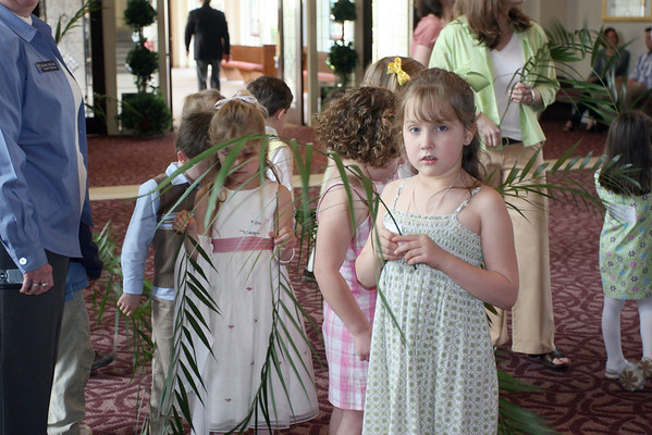 Palm Sunday 2009