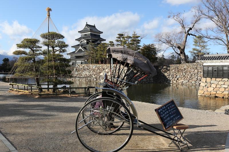 Matsumoto Castle, Nagano Prefecture