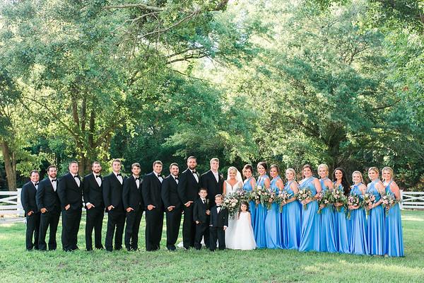 Joe + Amelia | Wildberry Farm Wedding