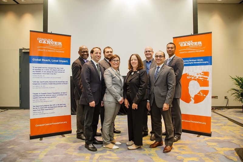 Onsite Mentors during Diversity in Oncology Meet & Greet Event