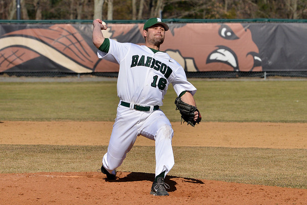 BABSON WIN OVER COAST GUARD  11  INNINGS  4.1.2014