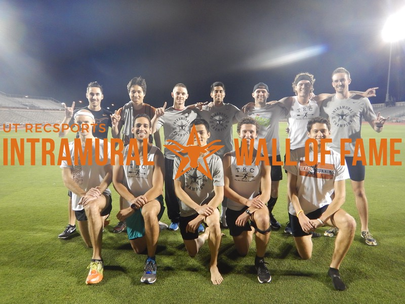 Spring 2016 Track Meet Men's Champion Orange (You Glad)